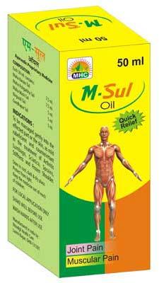 Ayurvedic Joint Pain Relief Oil (Ayurvedic Joint Pain)