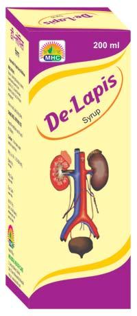 De Lapis Dysuria Syrup (De Lapis Dysuria Syr)
