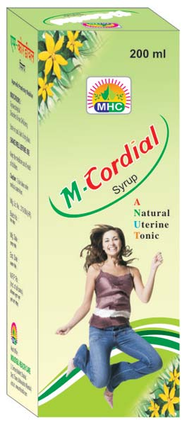 M - Cordial Syrup