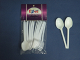 Disposable Plastic Spoons