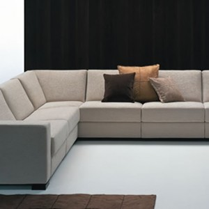 Modern L Shaped Sofa Fla47