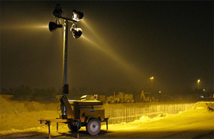 Mobile Lighting Towers Manufacturer In Pune Maharashtra
