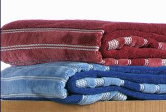 yarn dyed towels