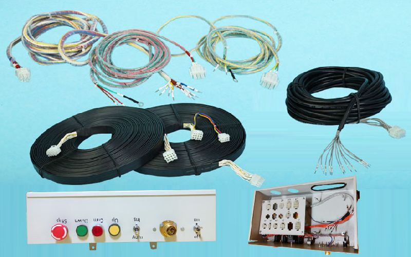 elevators wire harness manufacturer in mumbai maharashtra india by harness  techniques (i) pvt. ltd. | id - 3965513  exporters india