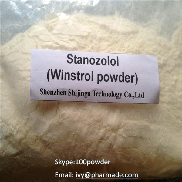 C21H32N2O Anabolic Steroids Oral Powder, Stanozolol Winstrol For Women Bodybuilding Anabolic steroids