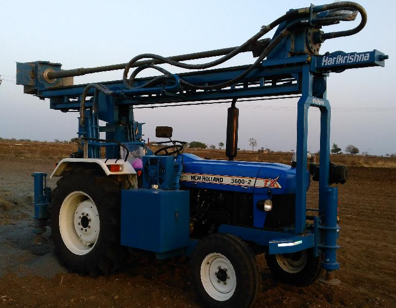 Tractor Mounted DTH Rigs
