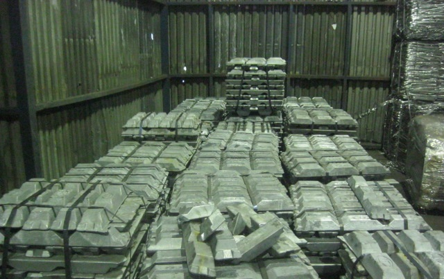 Zinc ingot manufacturer in cairo egypt by h.a.f id 2332196