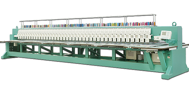 computerized embroidery machines manufacturer in ludhiana
