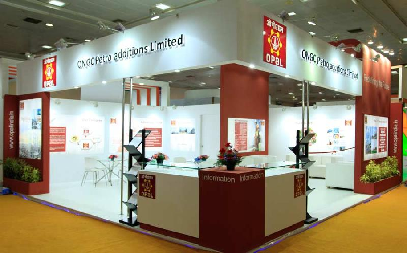 Exhibition Stall Design Octanorm : Exhibition octanorm stall manufacturer in vadodara gujarat