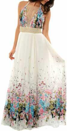 Ladies Evening Dress (04)