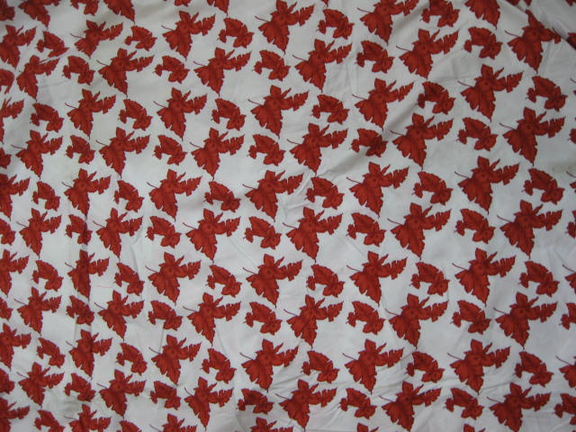 Polyeseter twill pitched fabric 5 (polyester twill fabr)