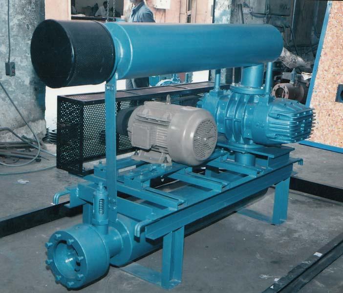 ready mixture plant machinery