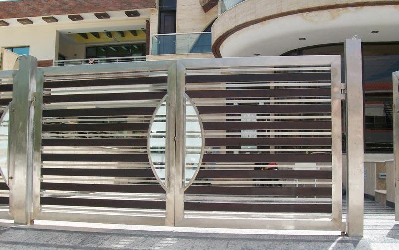 Stainless Steel Gates Manufacturer Injagadhri Haryana