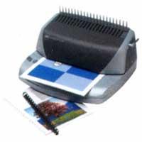 Electric Desktop Comb Binder
