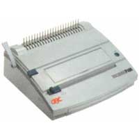Fully Featured Electric Office Comb Binder (Fully Featured Elect)