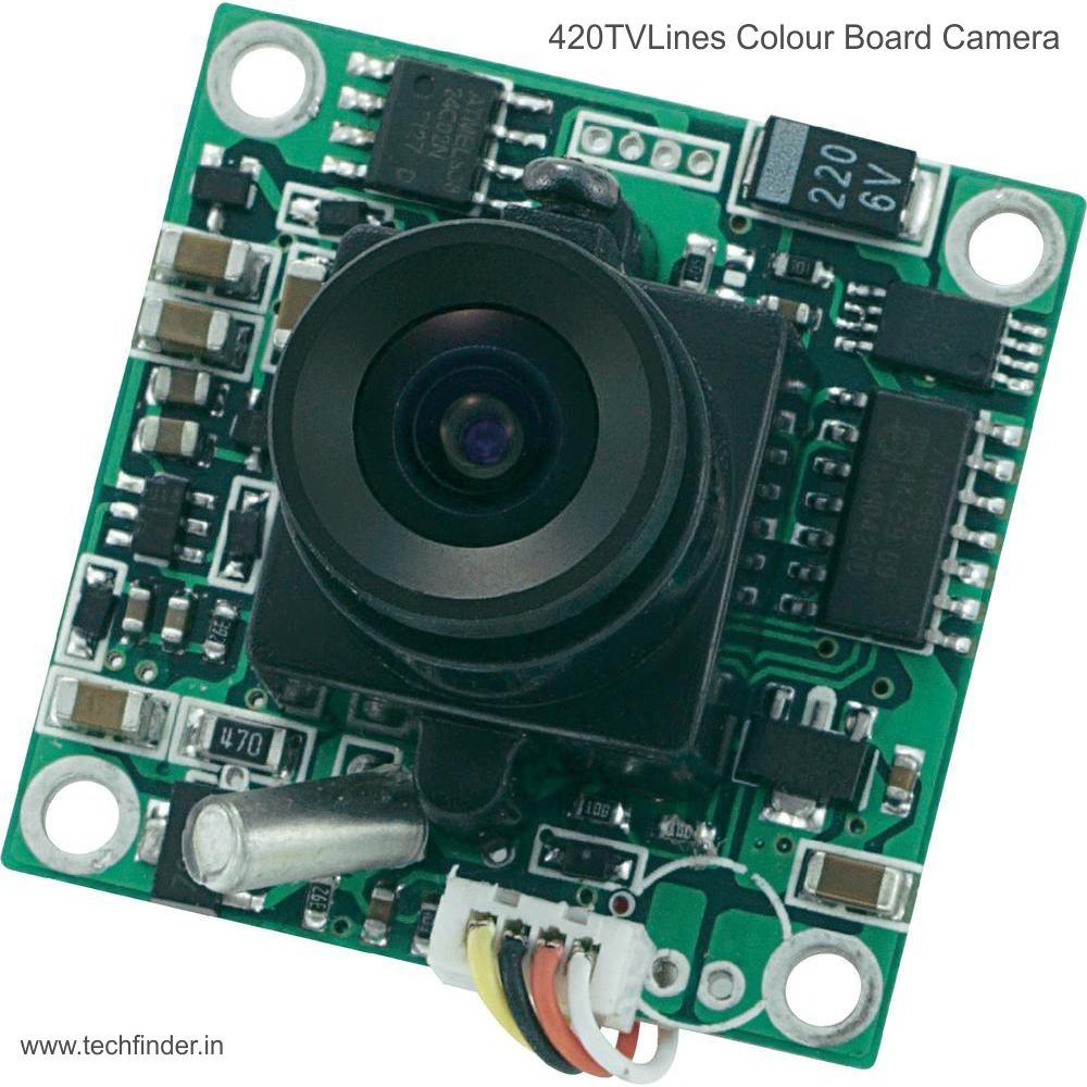 Balance Board India: 420TVLines CCD Board Camera Manufacturer & Manufacturer