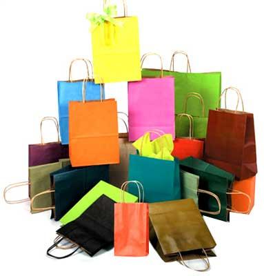 Buy Paper Bags from Khurana Packagings, Greater Noida, India