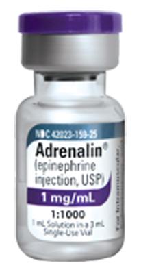 Adrenalin Injection