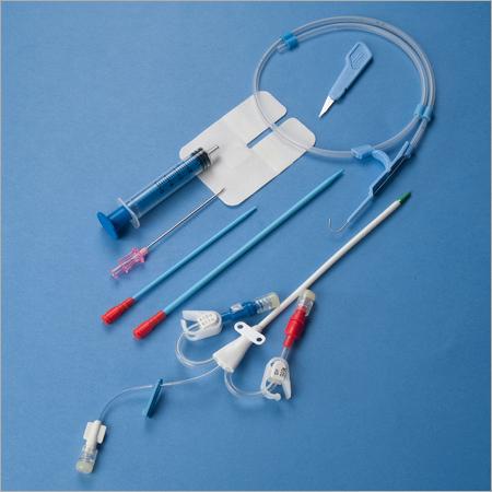 Double Lumen Catheter Kit
