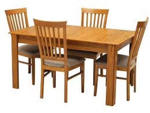 Teak Wood Dining Table Set Manufacturer In Karnataka India By Vinay