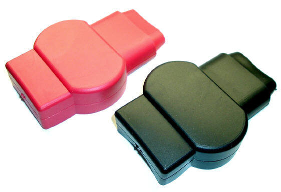 Military Spec Battery Terminal Covers