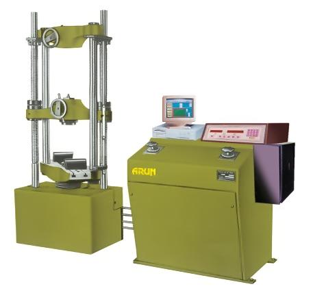 ELECTRONIC UNIVERSAL TESTING MACHINE AI-UTE