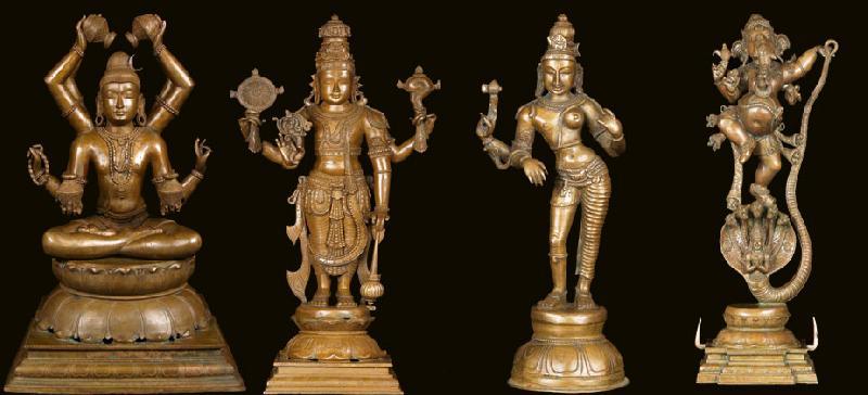 Bronze Statues Manufacturer In Kumbakonam Tamil Nadu India