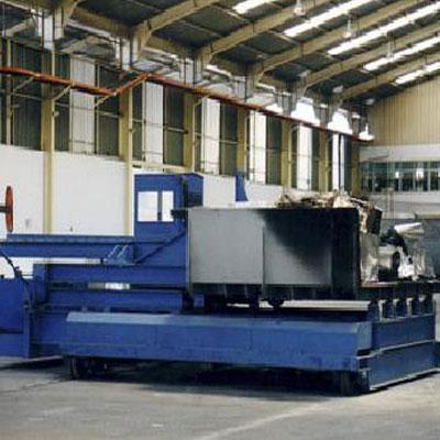 Scrap Charging Machine Manufacturer in Haryana India by