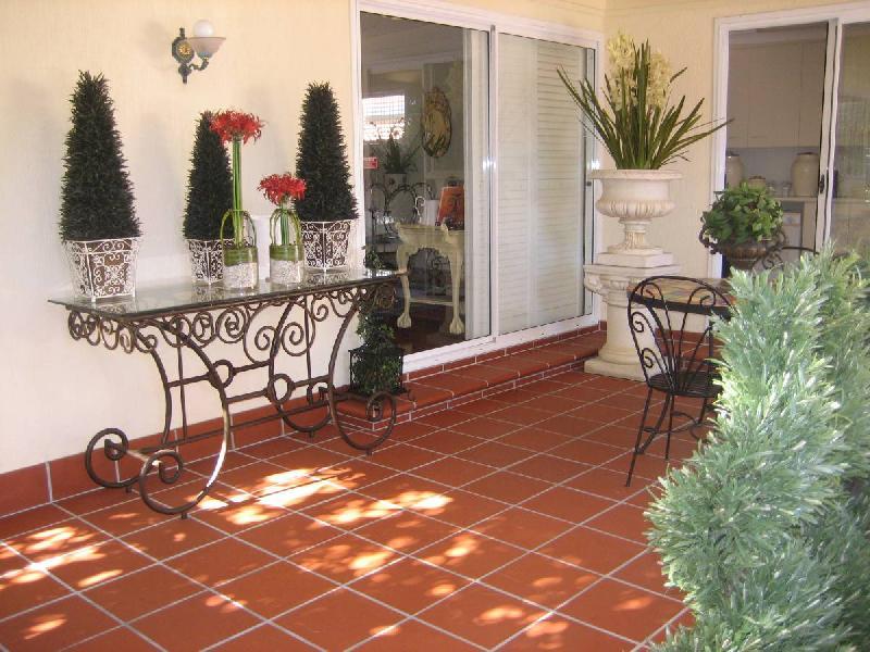 Non Slip Terracotta Semi Outdoor Floor Tile Manufacturer In Quang