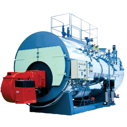OIL FIRED PACKAGE TYPE STEAM BOILER Manufacturer in Vapi Gujarat ...