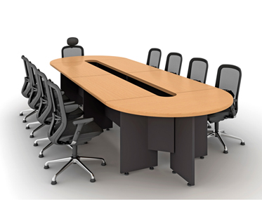 Meeting Room Tables Manufacturer In Maharashtra India By Godrej - Conference table india
