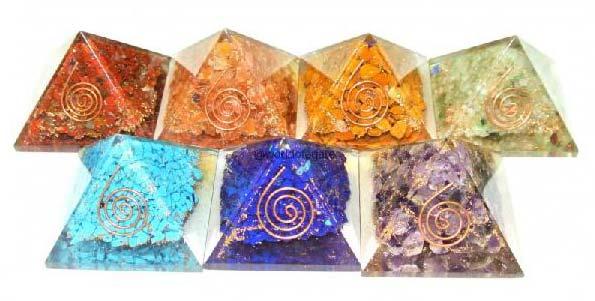 Orgone Energy Pyramids