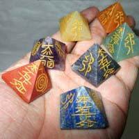 Seven Stone Chakra Reiki Set