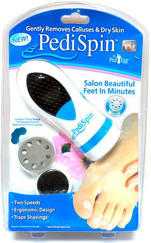 Pedi Spin Foot Callus Remover