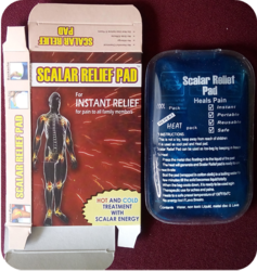 Scalar Relief Pad