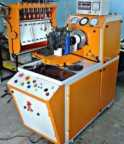 Sel Fuel Pump Calibration Test Bench