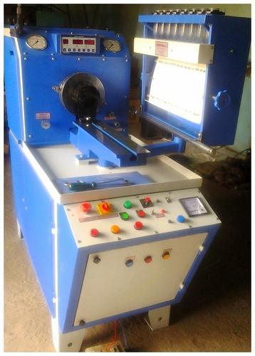 8 Cylinder Diesel Fuel Injection Pump Test Bench Manufacturer in