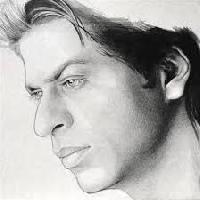 Celebreaty Super Star Shahrukh Khan (Pencil Sketch ...