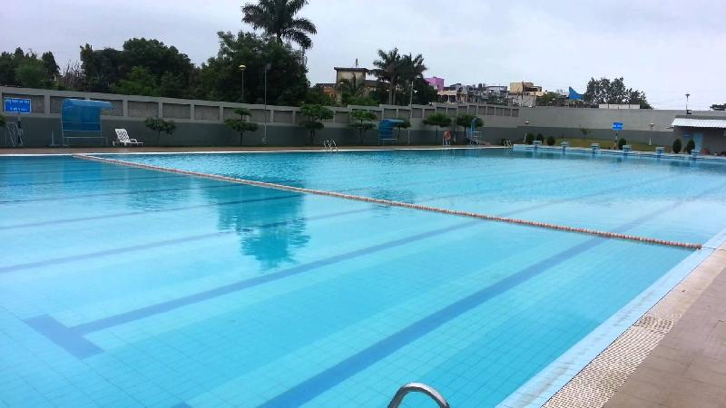 services outdoor swimming pool construction from delhi delhi india