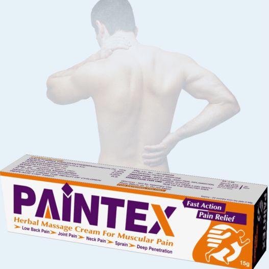 Paintex Herbal Massage Cream