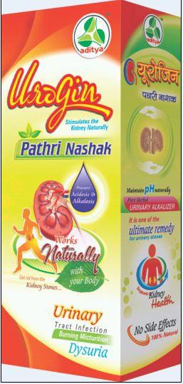 Urogin Pathri Nashak Syrup