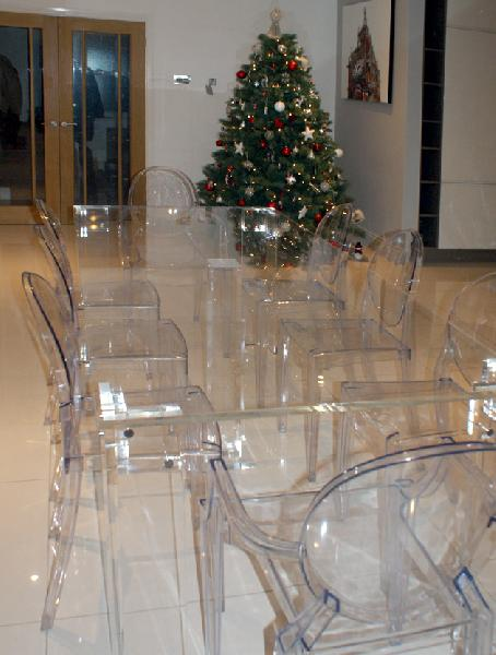 Acrylic Dining Table Set By Flora Art Work Acrylic Dining Table Set From Surat Id 2491216