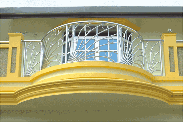 Stainless steel balcony railings manufacturer in medchal for Stainless steel balcony