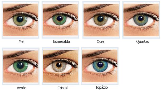 3d8f7d9c136fa Quartzo Natural Colors Lentes De Contacto Solotica - ViewInvite.CO