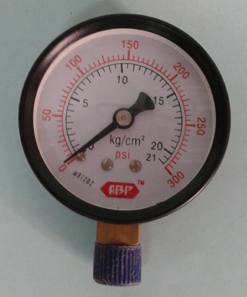 Ingersoll-Rand- LPG Series- Pressure Gauge Manufacturer in