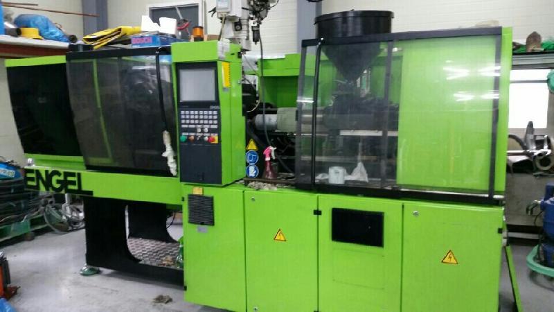 Injection Molding Machine Manufacturer in Suwon Korea