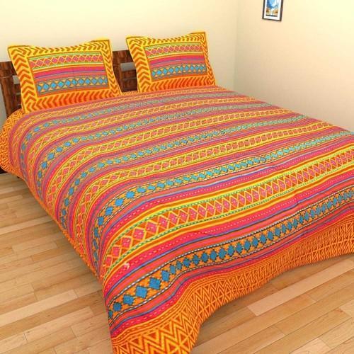Cotton Kantha Bed Sheets