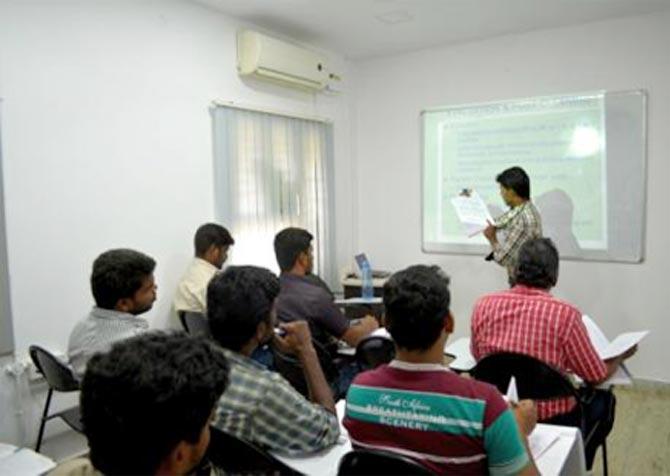 ndt training institute