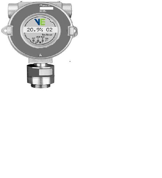 oxygen gas transmitter gases