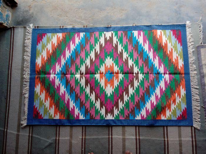 Ranbanka Durry Udyog Custom Made Dhurrie Manufacturer